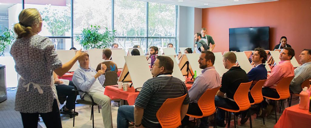 Austin Team Building Activities — corporate events to build creative teams