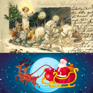 Christkind vs Santa - Difficulty of Blending Cultures